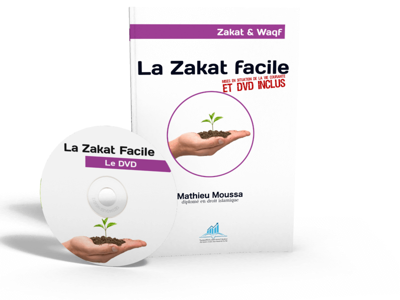 Livre pour calculer la zakat